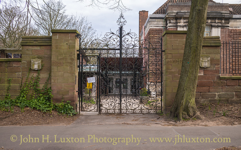 Liverpool College, Mossley Hill, Liverpool - April 04, 2020
