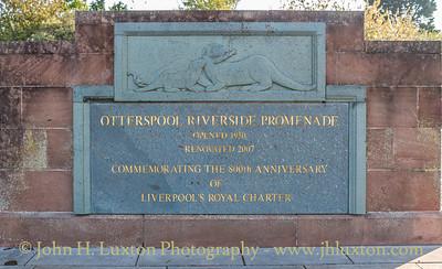Otterspool Promenade, Aigburth, Liverpool - May 04, 2020