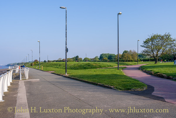 Otterspool Promenade, Aigburth, Liverpool - May 04, 2020