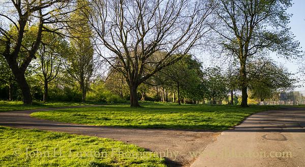 Prince's Park, Liverpool - April 20, 2020