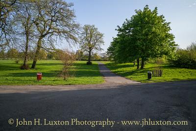 Prince's Park, Liverpool - April 17, 2020