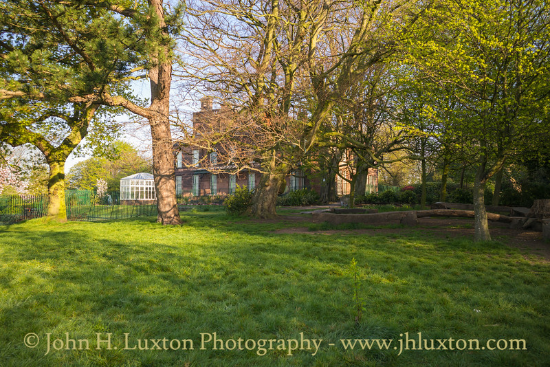 Sudley House, Mossley Hill, Liverpool - April 16, 2020
