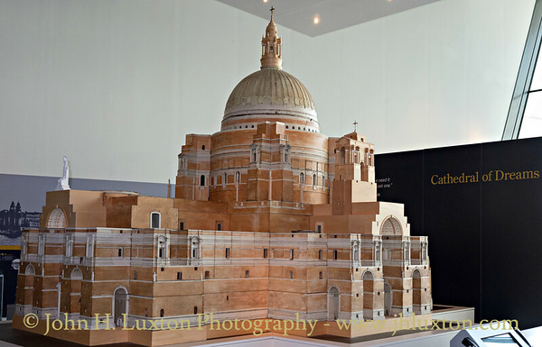 Liverpool Roman Catholic Cathedral - Architect's Model