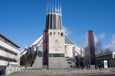 Liverpool Metropolitan Cathedral - March 02, 2017