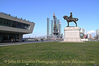 Liverpool Pier Head - March 01, 2014