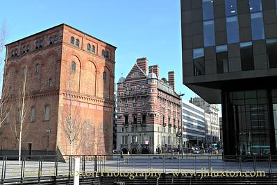 Mann Island, Liverpool - March 01, 2014