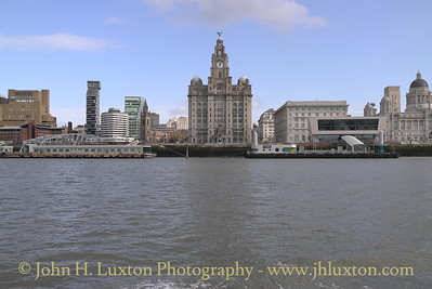 Liverpool Waterfront - March 03, 2012