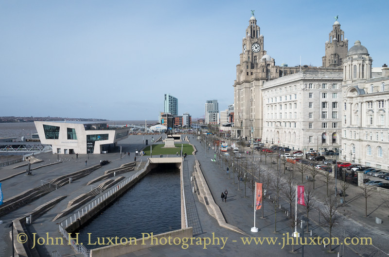 Pier Head, Liverpool - March 02, 2017