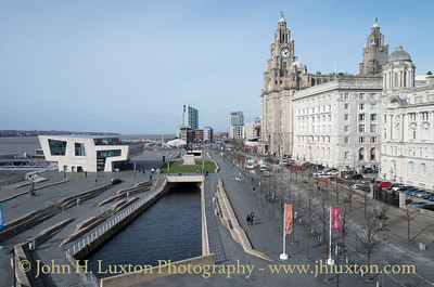 Pier Head, Liverpool - March 02, 2017