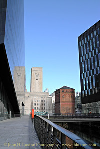 George's Dock Passage, Liverpool - March 01, 2014