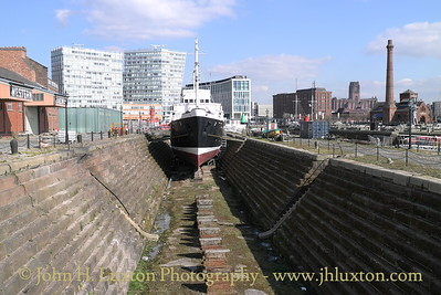Canning Graving Dock, Liverpool - April 05, 2012