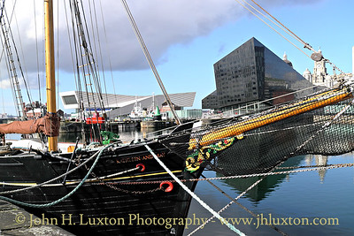 Canning Dock, Liverpool - March 01, 2014