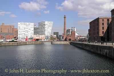 Canning Half Tide Dock - April 05, 2012