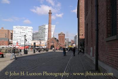 Canning Half Tide Dock, Liverpool - April 05, 2012