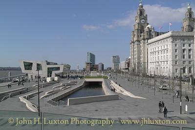Pier Head, Liverpool - April 05, 2012