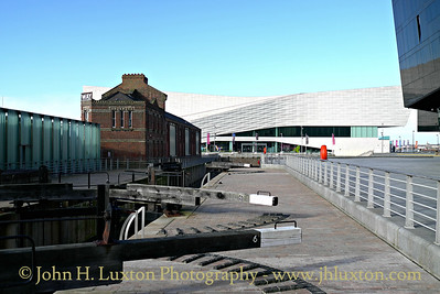 Leeds & Liverpool Canal, Canning Dock, Liverpool - March 01, 2014