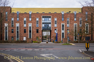 University of Liverpool - Greenbank Student Village - April 04, 2020