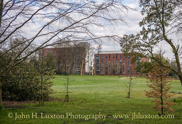 University of Liverpool - Greenbank Student Village - April 08, 2020