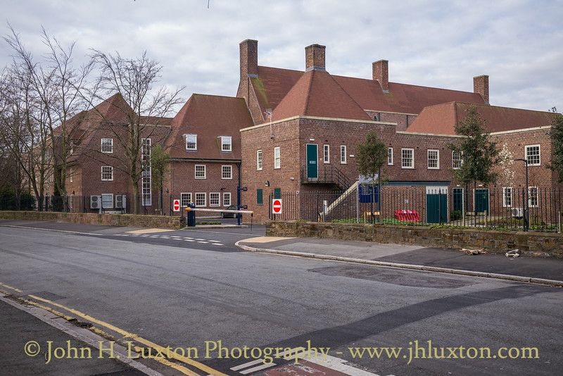 University of Liverpool - Greenbank Student Village - April 04, 2020