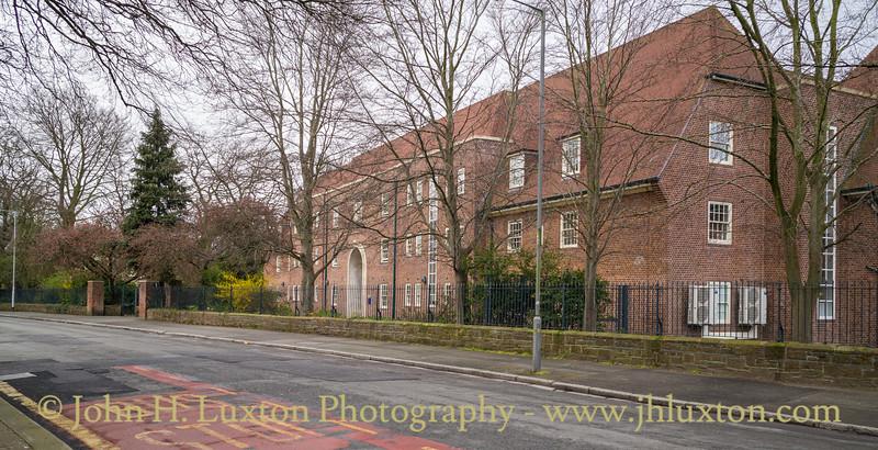University of Liverpool - Greenbank Student Village - April 02, 2020