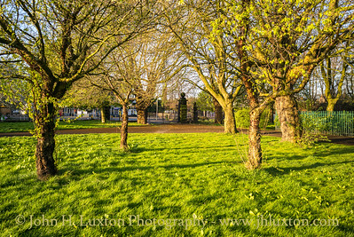Wavertree Playground - The Mystery, Liverpool - April 13, 2020