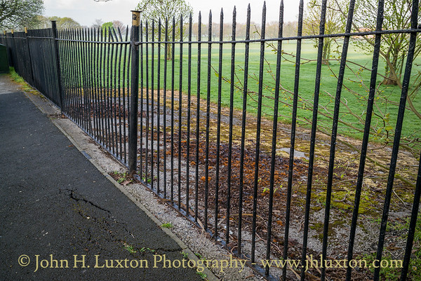 Wavertree Playground - The Mystery, Liverpool - April 12, 2020