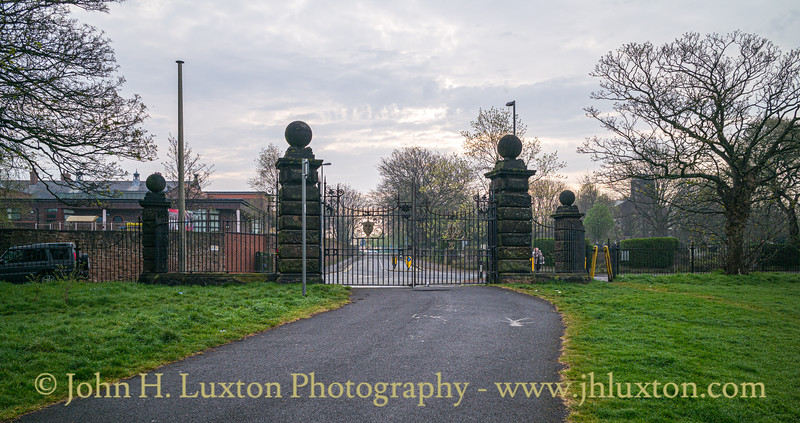 Wavertree Playground - The Mystery, Liverpool - April 11, 2020