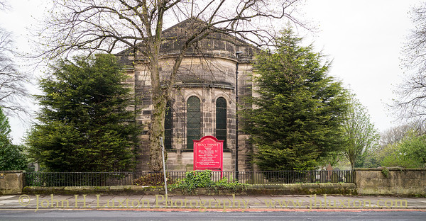 Wavertree, Liverpool - Holy Trinity Parish Church - April 11, 2020