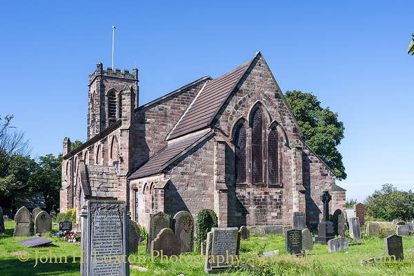 St Thomas and the Holy Rood Church, Melling, Merseyside - September 01, 2020