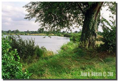 1373_1992016-R5-C4-NCS-England : Lake near Balsall Common, Warwickshire