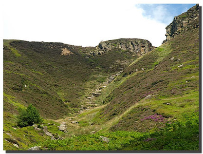 798_J7263374-UK : Upper reaches of Grinds Brook, Edale, Derbyshire.