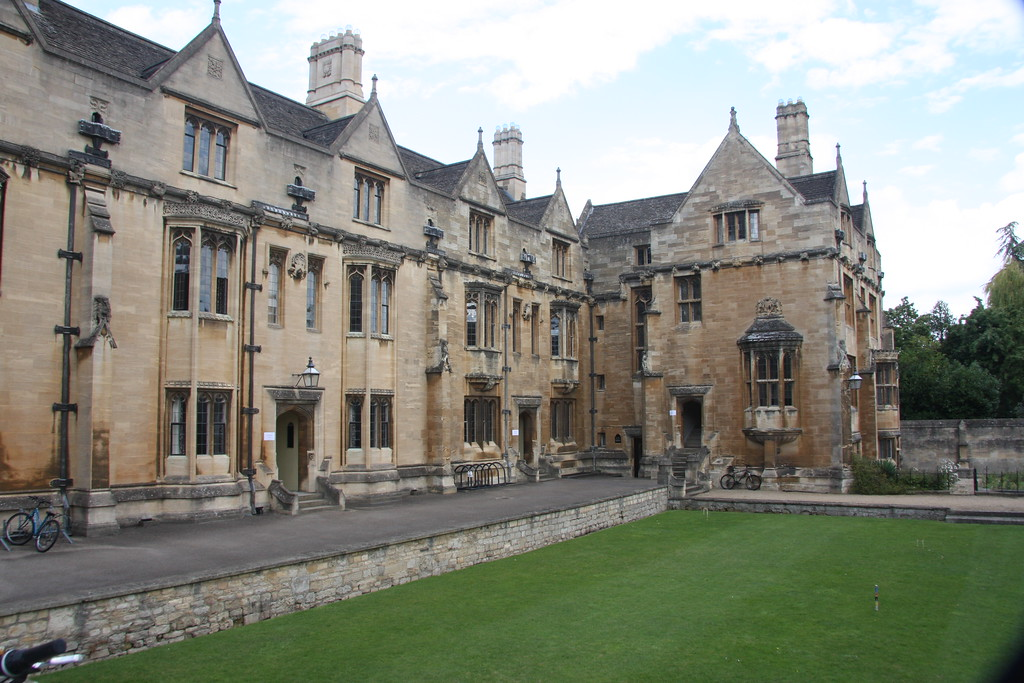 "New College (founded 1379)   <a href=""http://www.new.ox.ac.uk/history-of-new-college-oxford"">http://www.new.ox.ac.uk/history-of-new-college-oxford</a><br /> <br />  <a href=""http://www.new.ox.ac.uk/system/files/College_Map_0.pdf"">http://www.new.ox.ac.uk/system/files/College_Map_0.pdf</a>"