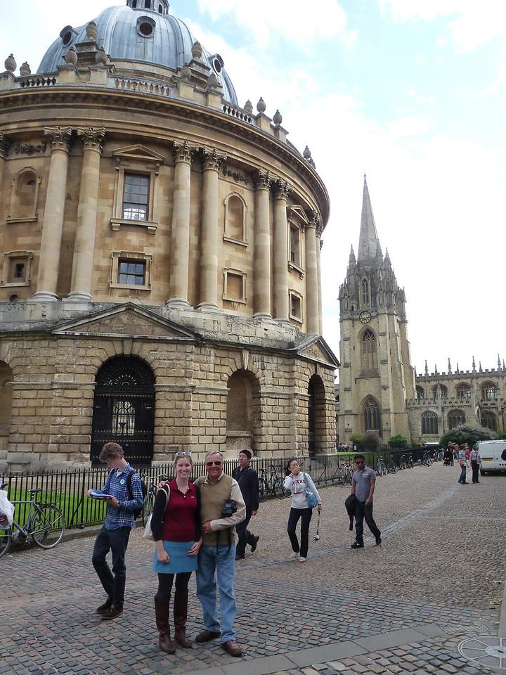 """Radcliffe Camera, Oxford University  <a href=""""http://www.bodleian.ox.ac.uk/bodley"""">http://www.bodleian.ox.ac.uk/bodley</a>"""
