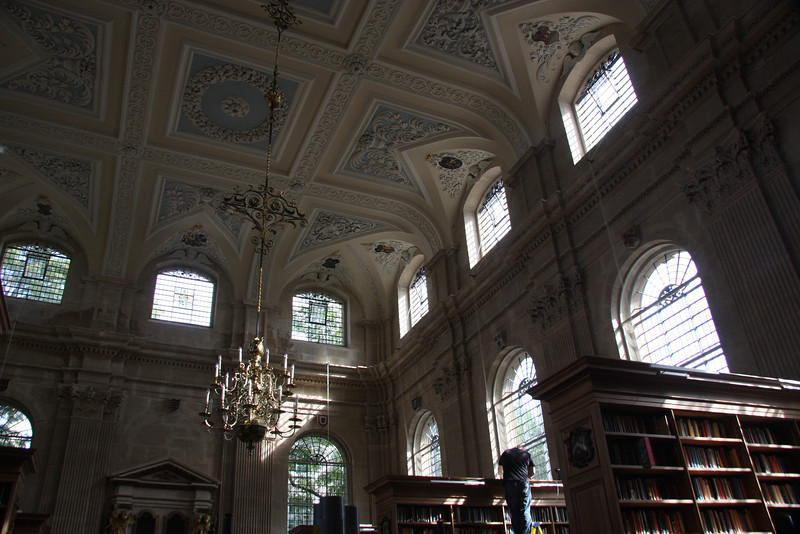 Lincoln College, Oxford, Library