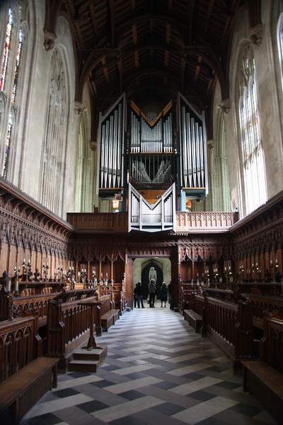 "Chapel at New College (founded 1379)   <a href=""http://www.new.ox.ac.uk/history-of-new-college-oxford"">http://www.new.ox.ac.uk/history-of-new-college-oxford</a>"
