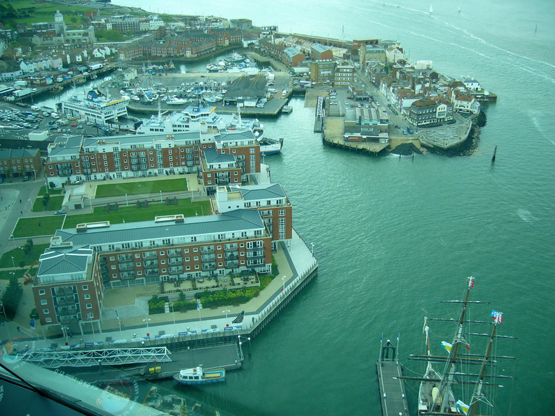 Spinnaker Tower, Portsmouth England