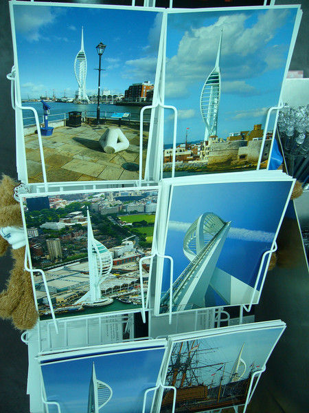 Spinnaker Tower, Portsmouth England