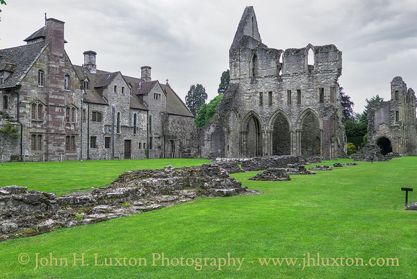 Wenlock Priory, Much Wenlock, Shropshire - June 01, 2012