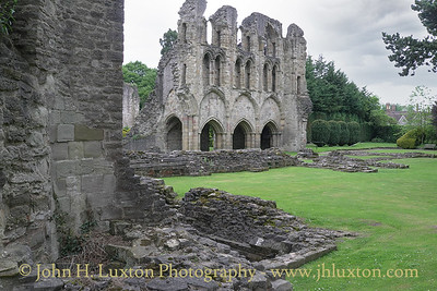 Wenlock Priory, Much Wenlock, Shropshire - June 01, 2012