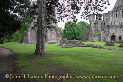 Wenlock Priory