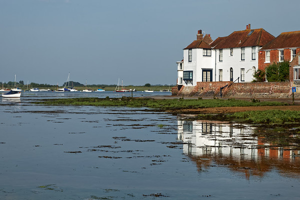 Bosham reflections, West Sussex