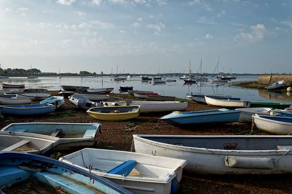 Emsworth Harbour, West Sussex