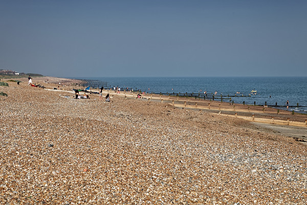 East Preston Beach, West Sussex