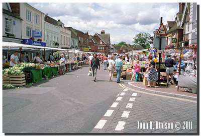1359_1992011-R2-C2-NCS-England : market day in Ringwood, Hampshire