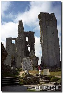 1408_2005010-R3-C3-NCS-England : Corfe Castle, Wareham, Dorset