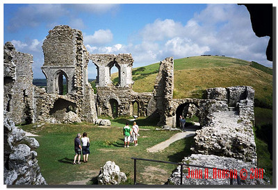 1407_2005010-R3-C2-NCS-England : Corfe Castle, Wareham, Dorset