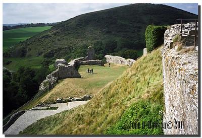 1406_2005010-R3-C1-NCS-England : Corfe Castle, Wareham, Dorset