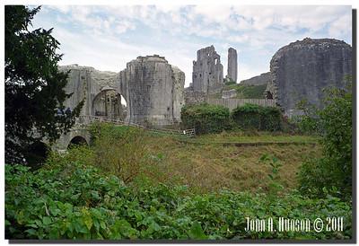 1384_1998022-R2-C1-NCS-England : Corfe Castle, Wareham, Dorset