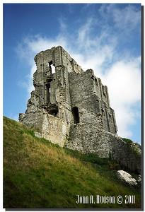 1409_2005010-R3-C4-NCS-England : Corfe Castle, Wareham, Dorset