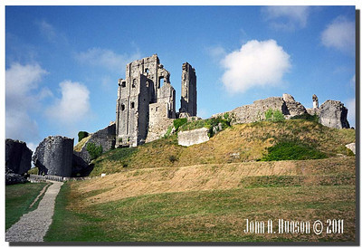 1405_2005010-R2-C4-NCS-England : Corfe Castle, Wareham, Dorset